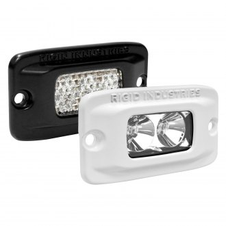 "Rigid Industries® - SR-M Series Flush Mount 3""x2"" 10W LED Light"