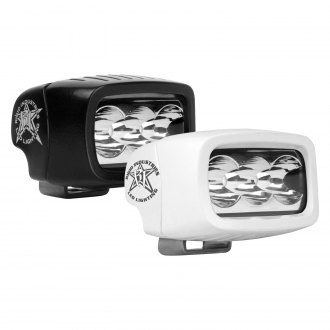 "Rigid Industries® - SR-M2 Series 3""x2"" 11.25W Wide Beam Amber LED Light"