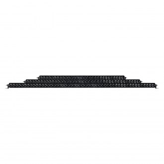 "Rigid Industries® - SR-Series Midnight Edition Single Row Spot Beam LED Light Bar (30"", 40"", 50"")"