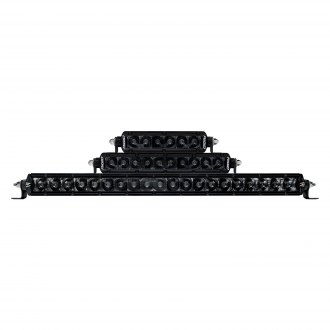 "Rigid Industries® - SR-Series Pro Midnight Edition Spot Beam LED Light Bar (6"", 10"", 20"")"