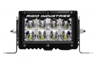 Rigid Industries® - E-Series Dual Row Short LED Light Bar