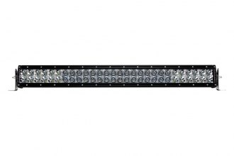 "Rigid Industries® 128312 - 28"" E-Series Dual Row Long Spot/Flood LED Light Bar"