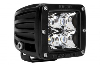 Rigid Industries® - Dually Amber Spot LED Light