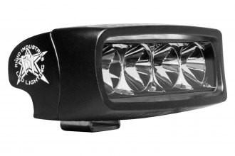 Rigid Industries® - SR-Q Amber Flood LED Light