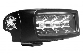 Rigid Industries® - SR-Q Amber Spot LED Light
