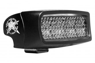 Rigid Industries® - SR-Q Amber Diffused LED Light