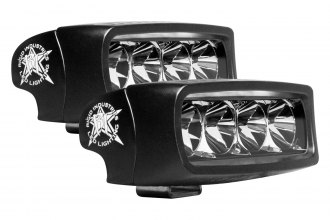 Rigid Industries® 90511 - SR-Q White Flood LED Lights