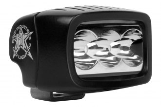 Rigid Industries® 91211 - SR-M2 White Wide LED Light