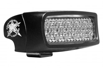 Rigid Industries® - SR-Q2 Amber Diffused LED Light