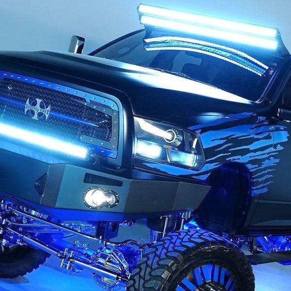 Rigid industries led lights off road light bars carid rigid industries dodge ram off road light bar aloadofball Choice Image