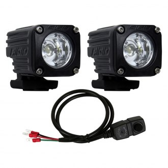 Rigid Industries® - Motorcycle LED Driving Light