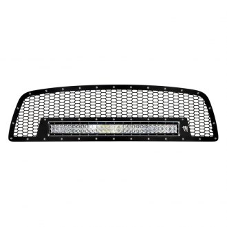 "Rigid Industries® - Black Mesh Grille with 30"" RDS-Series LED Light Bar"