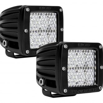 Rigid Industries® - D-Series 6 LEDs Diffused LED Lights