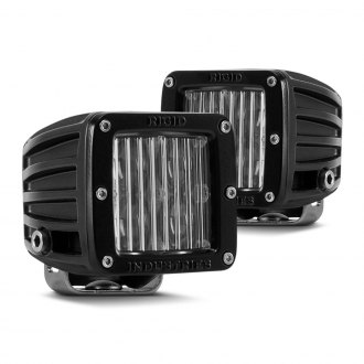 "Rigid Industries® - D-Series SAE 3"" 2x22W Fog Beam LED Lights"