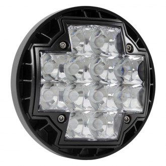 Rigid Industries® - R-Series 14 LEDs Spot LED Light with Light Cover