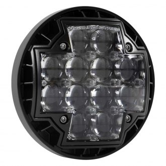 Rigid Industries® - R-Series 12 LEDs Hyperspot LED Light with Light Cover