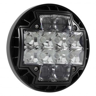 Rigid Industries® - R-Series 14 LEDs Hyperspot/Hybrid LED Light with Light Cover
