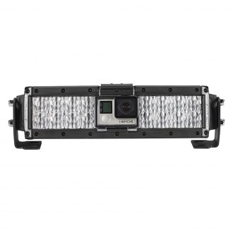 Rigid Industries® - RDS-Series Short LED Light Bar with GoPro™ Cradle And Power Supply