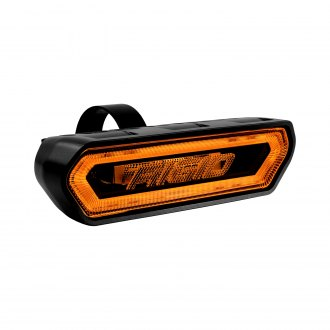 Rigid Industries® - Black Fiber Optic LED 3rd Brake Light