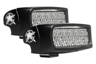 Rigid Industries® 90551 - SR-Q Series 4 LEDs Diffused LED Lights
