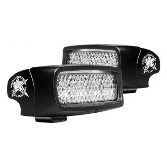 Rigid Industries® - SR-Q Series Black Surface Mount Diffused LED Backup Light Kit