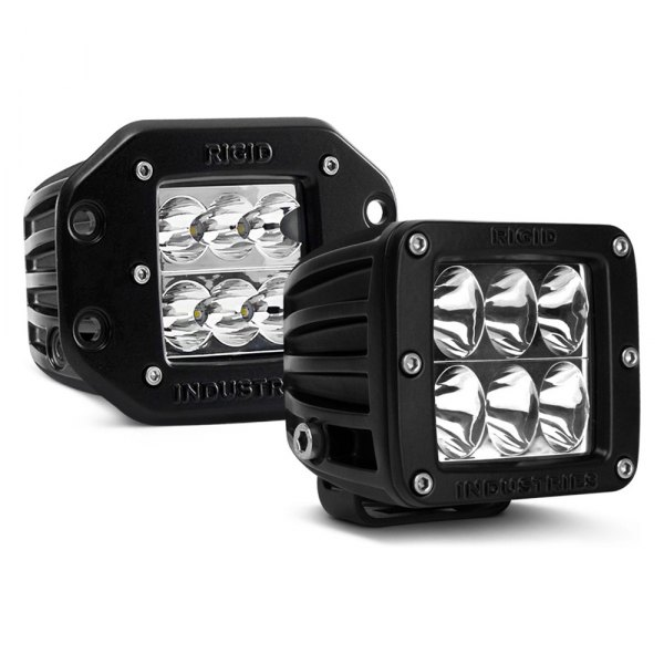Rigid Industries® - D-Series High & Low Dual Function Driving LED Lights