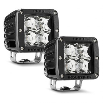Rigid Industries® - E-Mark Dually Series Spot LED Lights