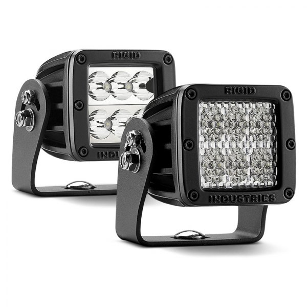 Rigid Industries® - HD D-Series MIL-STD LED Lights