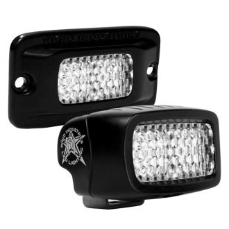 Rigid Industries® - SR-M Series Black LED Backup Light Kit