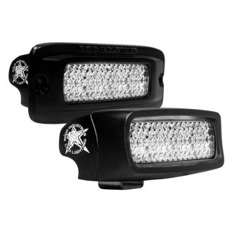 Rigid Industries® - SR-Q Series Black LED Backup Light Kit