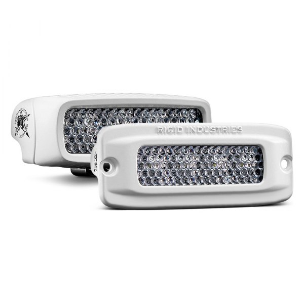 Rigid Industries® - SR-Q Series Marine RGB Diffused LED Lights