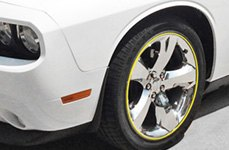 RimPro-Tec® — Wheel Bands on Dodge Challenger