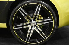 RimPro-Tec® — Yellow Wheel Inserts