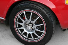 RimPro-Tec® — Red Wheel Inserts