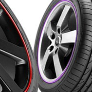 RimPro-Tec® — Purple Wheel Bands
