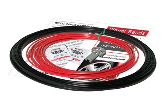 RimPro-Tec® WBRBRD - Red Insert and Black Track Wheel Bands™
