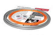RimPro-Tec® - Orange Insert and Silver Track Wheel Bands™