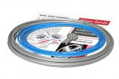 RimPro-Tec® - Sky Blue Insert and Silver Track Wheel Bands™