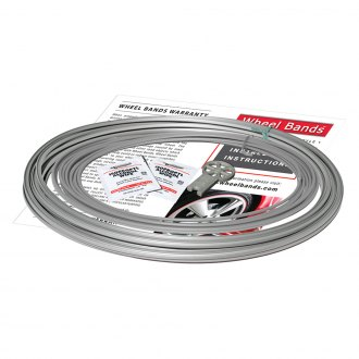 RimPro-Tec® - Silver Insert and Silver Track Wheel Bands™