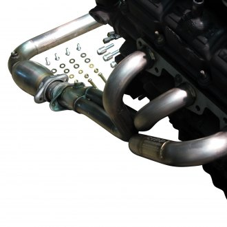 RIPP Superchargers® - Stainless Steel Natural Long Tube Exhaust Headers