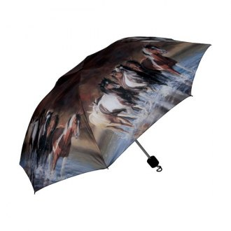 "Rivers Edge® - 42"" Compact Folding Horse Umbrella"
