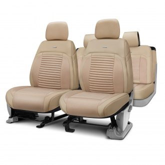 UKB4C Modern Black Front Set Car Seat Covers for VW Volkswagen Tiguan All Models