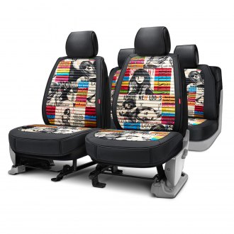 Rixxu® - Designer Series Seat Covers