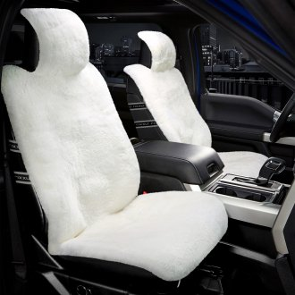 Rixxu® - Sheared Sheepskin Seat Cover
