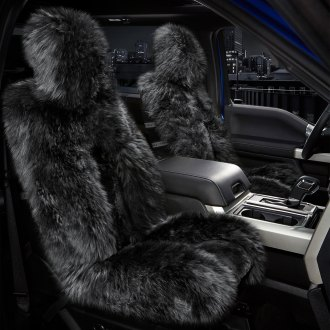 Rixxu® - Long Sheared Sheepskin Seat Cover