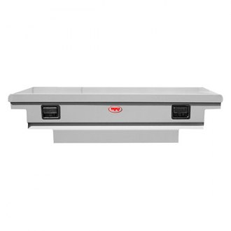 RKI® - C Series Low Profile Stair Notches Single Lid Crossover Tool Box