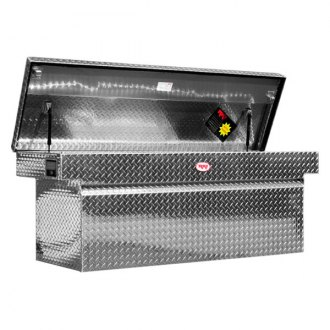 RKI® - C Series Deep Single Lid Aluminum Cross Box