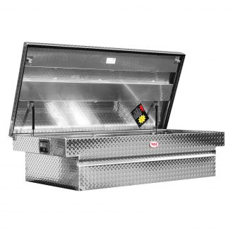 RKI® - C Series Wide Single Lid Aluminum Cross Box