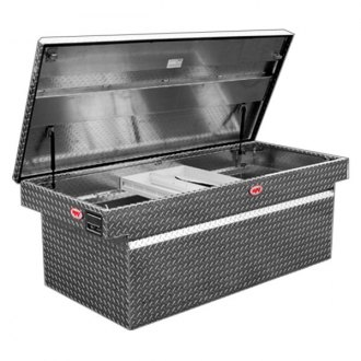 RKI® - C Series Wide Deep Single Lid Aluminum Cross Box