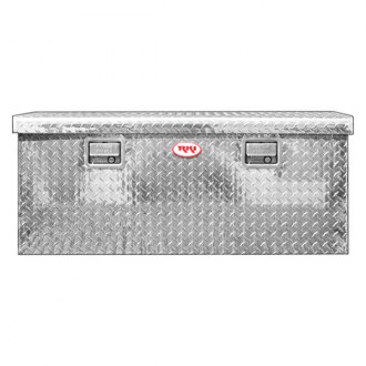 RKI® - M Series Single Lid Aluminum Chest Box